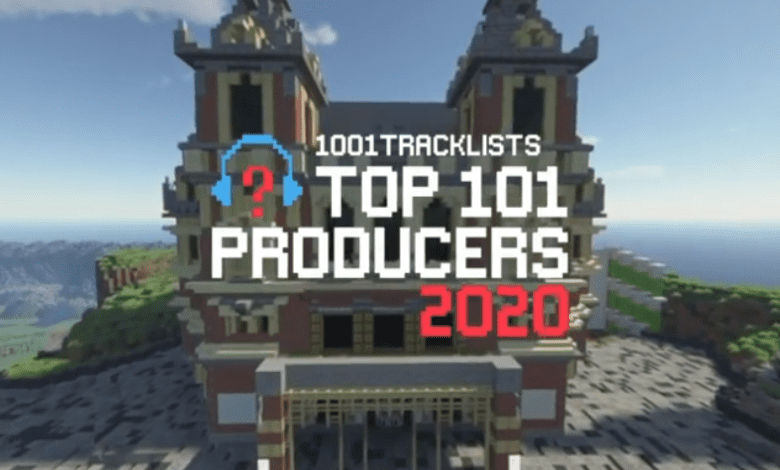 Top 101 Producers 2020 1001Tracklists