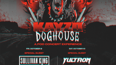 Photo of Kayzo Doghouse Set to Rock Arizona With Pod Experience