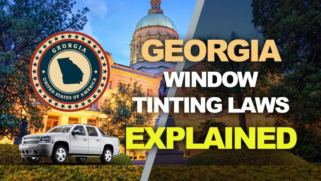 Georgia Tinting Laws