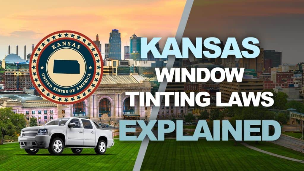 Kansas Tinting Laws