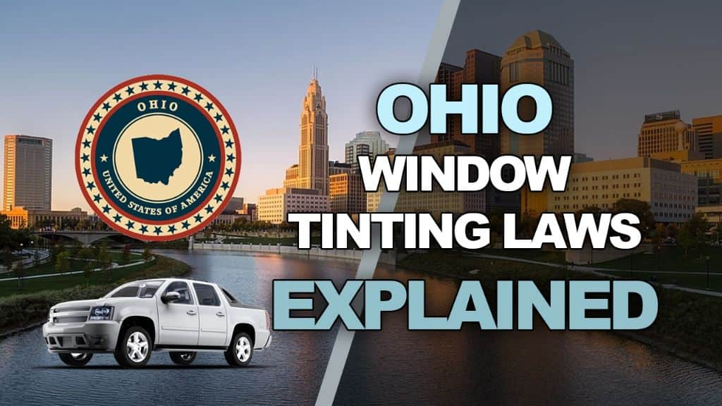 Ohio Tinting Laws