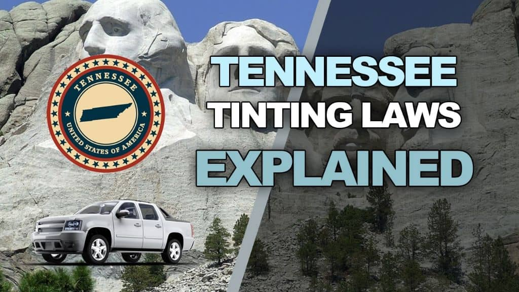 Tennessee Tinting Laws