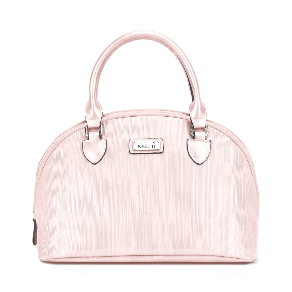 valentines day gift guide - pink lunch tote