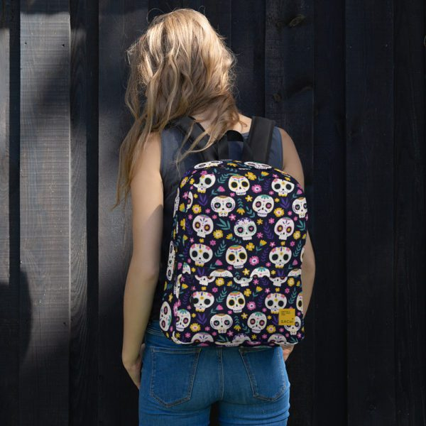 all over print backpack white front 613a7e929a681