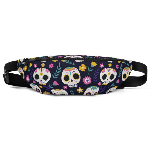 all over print fanny pack white front 613a73e6bd870