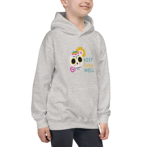 kids hoodie heather grey right front 613a8a2eb5300